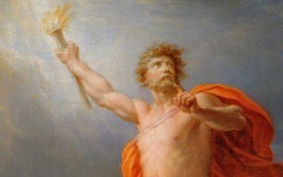 Vatra Božje slave i mali bezobrazni Prometeji