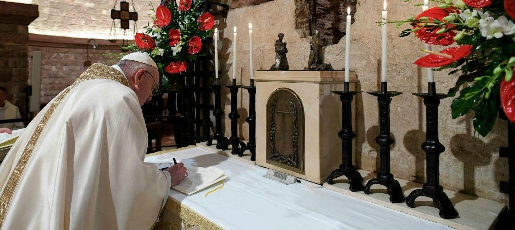 Kritiziranje pape – how not to
