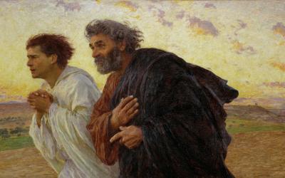 """""""Ne zadržavaj se sa mnom (…) nego idi mojoj braći!"""" (Iv 20,17)"""