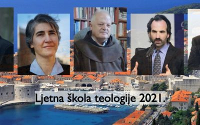 2. Ljetna škola teologije, Dubrovnik 2021.